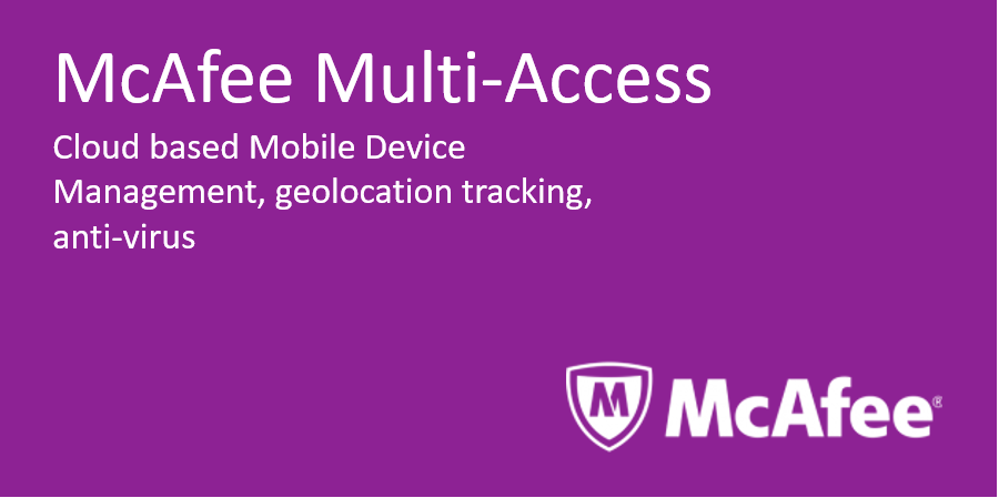 McAfee - Mobile Security